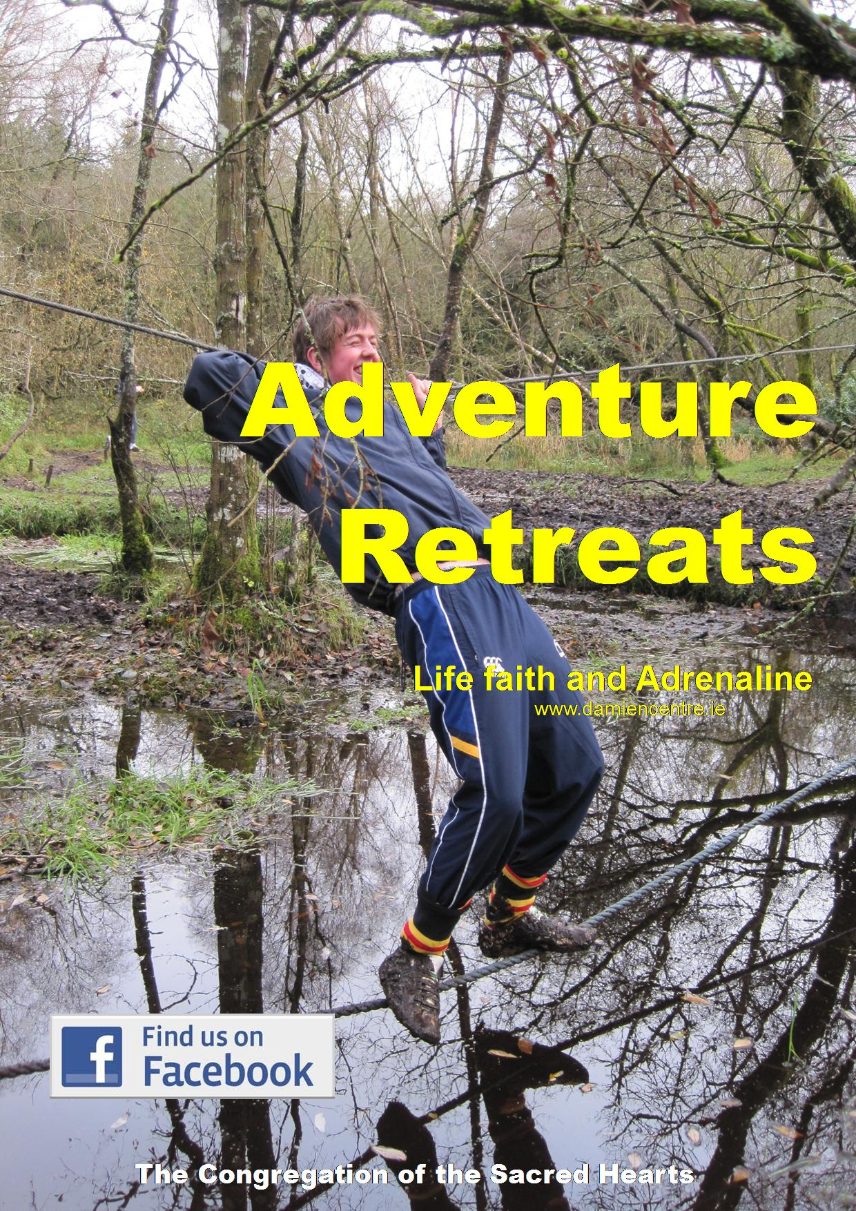 adventure brochure cover 2012